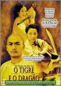 O Tigre e o Dragão Dublado Torrent (2000)