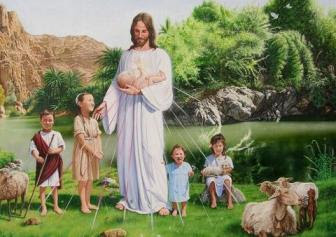 Yesus Mengadakan Mukjizat
