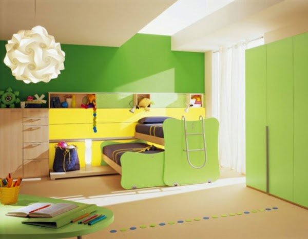modern ceiling lights for baby room in yellow and green color baby room lighting ceiling
