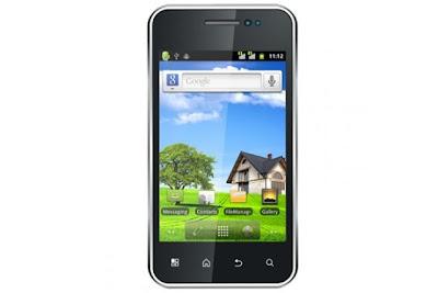 """Cross A10 HP Android layar 4"""" harga dibawah 1 juta"""