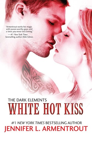 White Hot Kiss cover