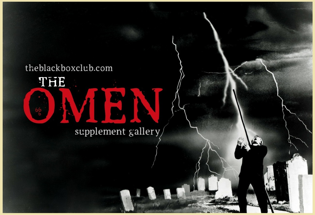 The Black Box Club: THE OMEN SUPPLEMENT GALLERY: IMAGES ...