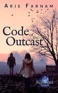 http://www.amazon.com/Code-Outcast-Kyrennei-Book-Four-ebook/dp/B010DTV2XQ/ref=sr_1_3?s=books&ie=UTF8&qid=1449823419&sr=1-3&keywords=Arie+Farnam