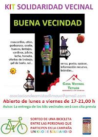 """Casa Vecinal de Tetuán: Proyecto de """"Buena Vecindad"""""""