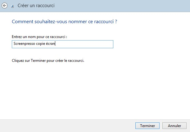 Infos technos informatique vid os hifi photos - Comment installer un raccourci sur le bureau ...