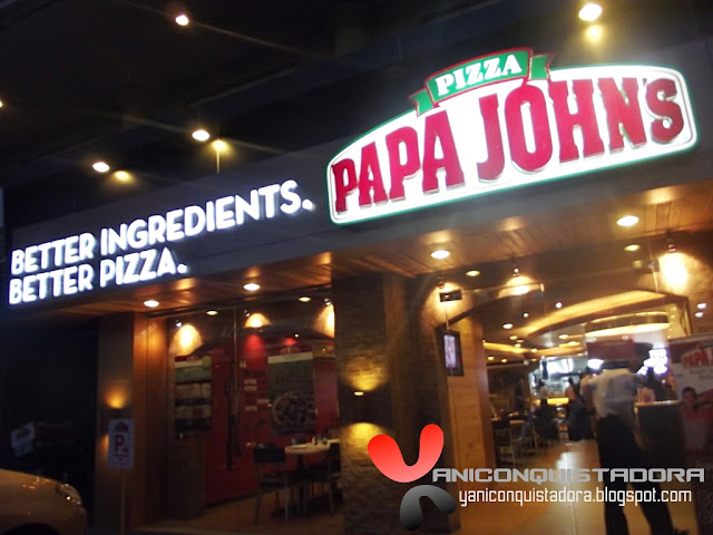 PAPA JOHN'S Better Ingredients. Better Pizza.