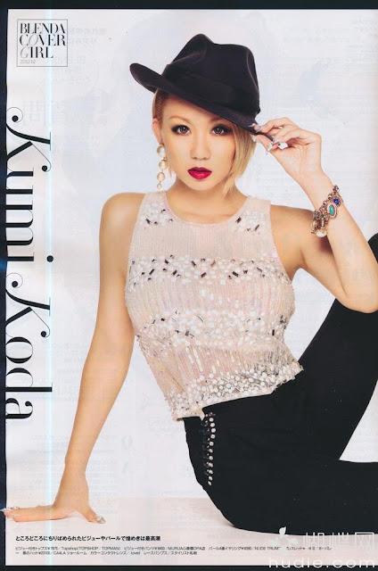 "Koda Kumi >> album ""Beach Mix"" - Página 3 Koda+Kumi+-+BLENDA+%5B2012.12+~01%5D"