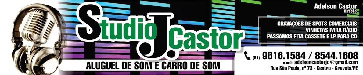 RÁDIO WEB STUDIO J.CASTOR