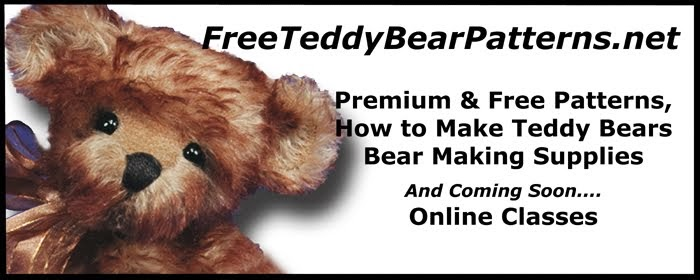Teddy Bear Patterns, Tips & More