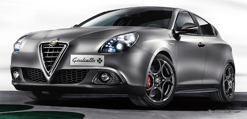New Giulietta Quadrifoglio Verde