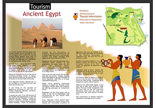 egypt brochure templates brochure about egypt brochure designs pics