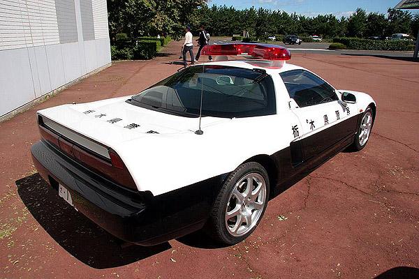 Honda NSX police 警察 japoński policyjny samochód