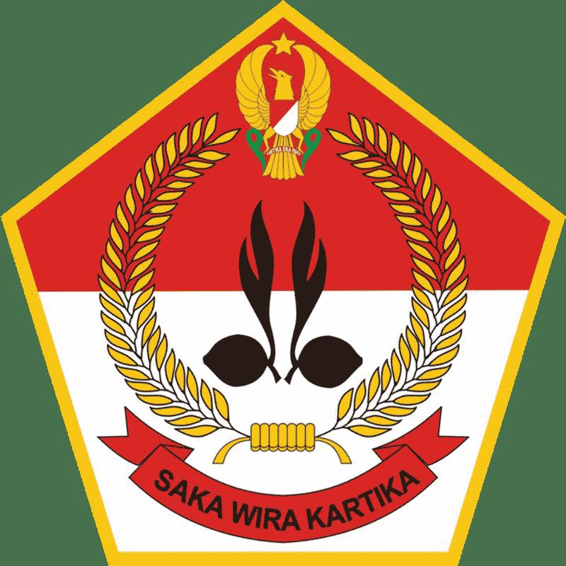 lambang Saka Wira Kartika