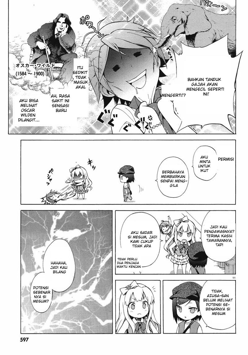 Komik hentai ouji to warawanai 006 7 Indonesia hentai ouji to warawanai 006 Terbaru 11|Baca Manga Komik Indonesia|