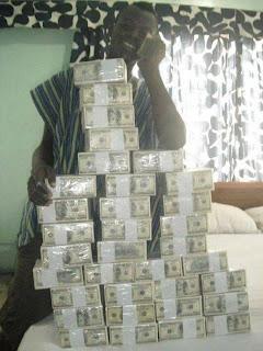 odi dollars nigerian facebook scammer