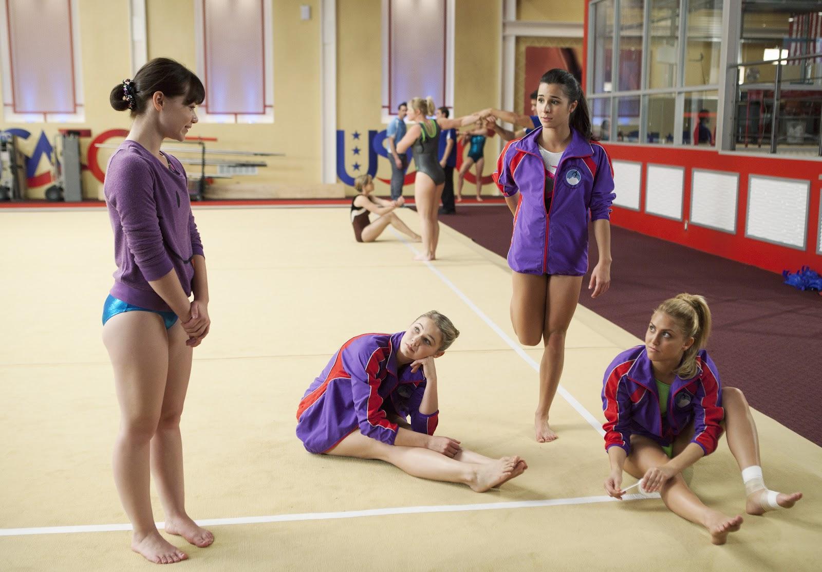 Фото две гимнастки 20 фотография