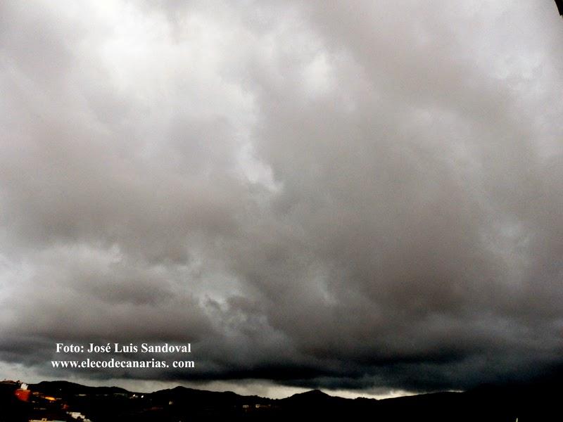 fuertes lluvias gran canaria martes  28 octubre