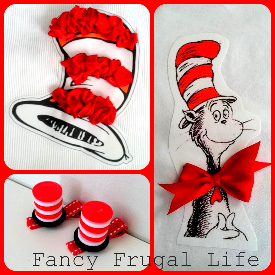 Cat And The Hat Birthday Shirts