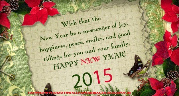 Happy New Year 2015 Greeting Cards For Free Download | Happy New ...