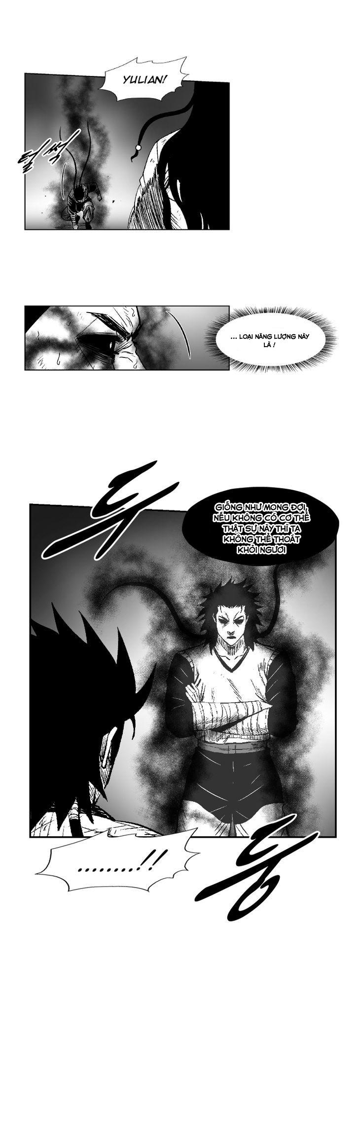 Cơn Bão Đỏ chap 260 - Trang 21