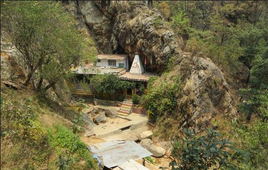 rudhradhari temple