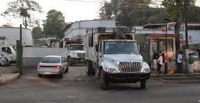 Se mantiene operativo especial de Limpia Pública en colonias de la periferia