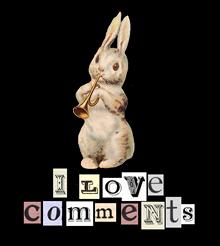 Amo tus comentarios