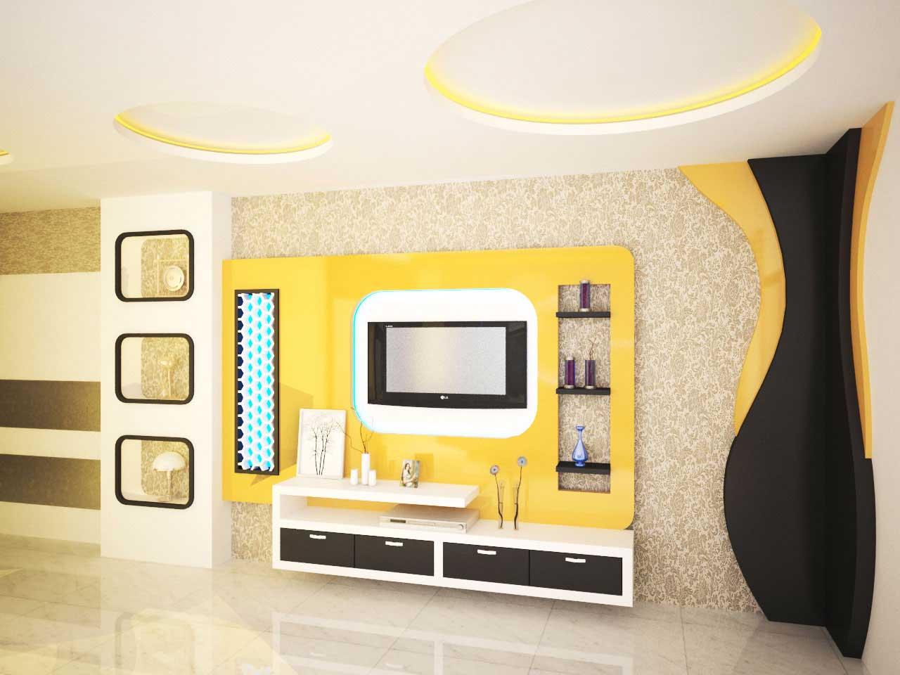 Rahul\'s all latest work: Kids Room and Tv Panel