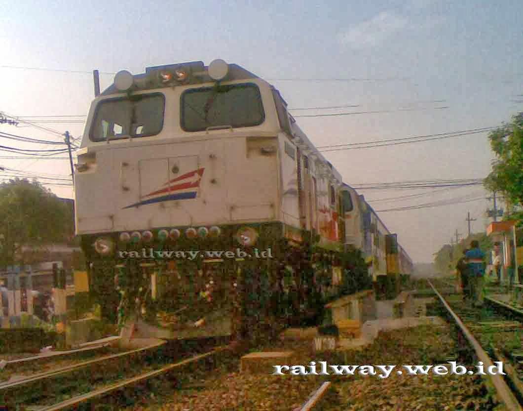Kereta api bima malang