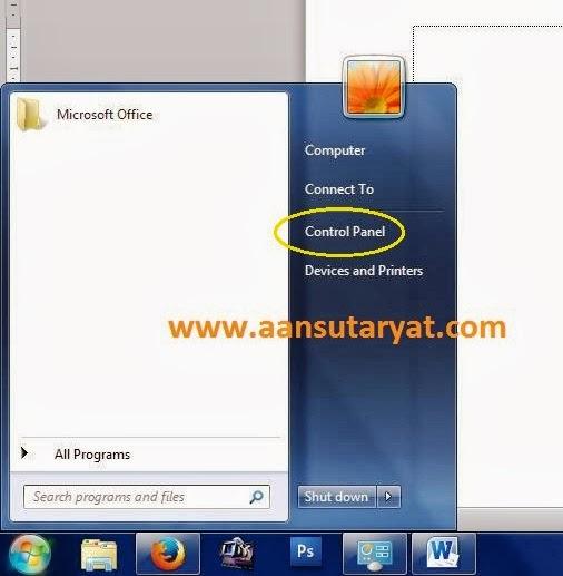 Cara Uninstall Program Pada Windows 7
