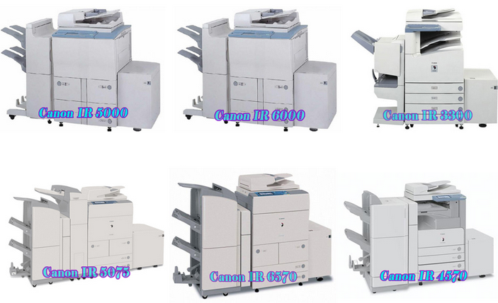 esin Fotocopy Canon, Ricoh, Xerox, Konica Minolta Dll