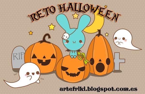 "Reto Artefriki ""Halloween 2015"""
