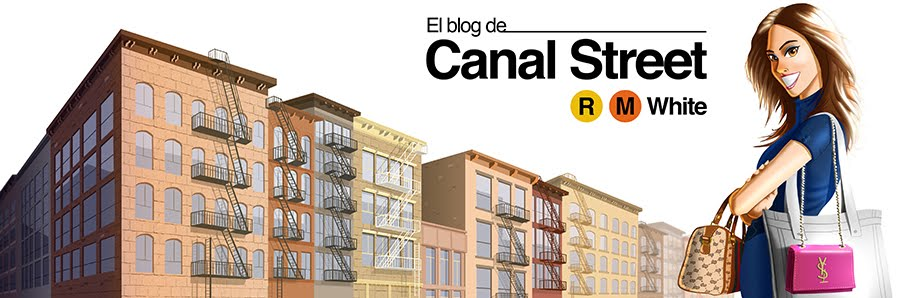 CANAL STREET by R M White