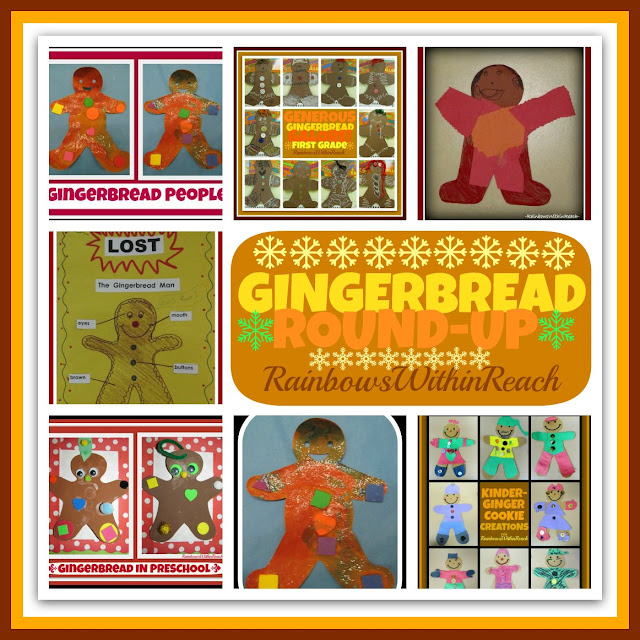 Gingerbread RoundUP at RainbowsWithinReach