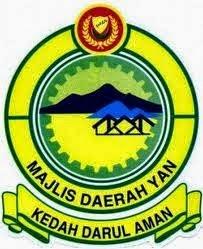 Jawatan Kerja Kosong Majlis Daerah Yan (MDYan) logo www.ohjob.info