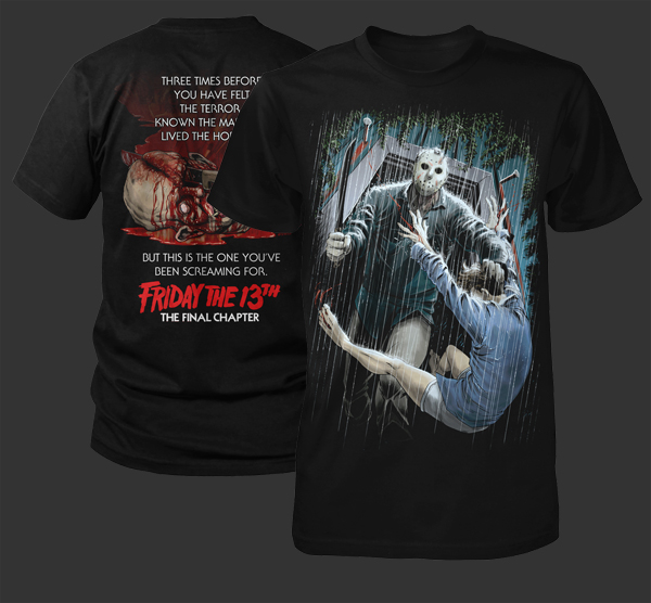 Friday The 13th Shirt T Shirt Design Collections