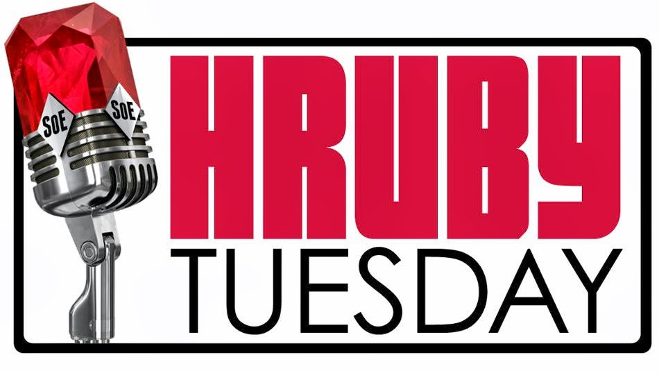 Hello, Hruby Tuesday