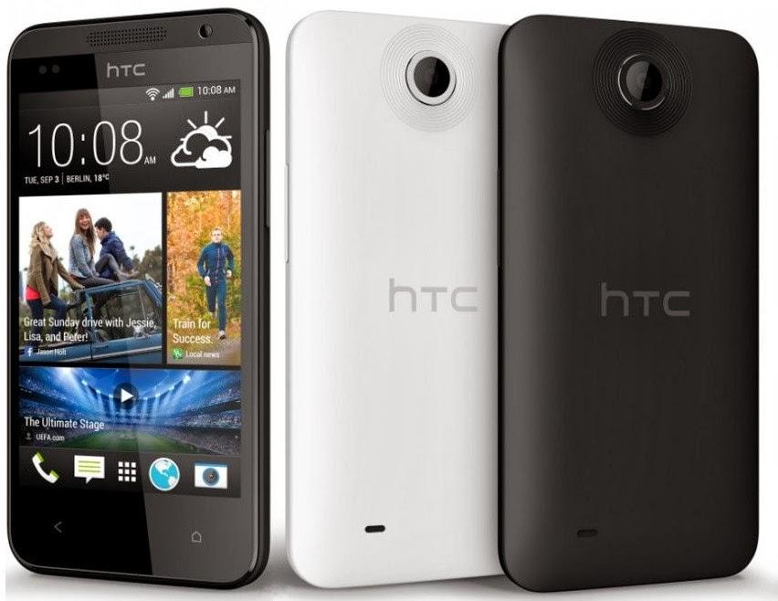 Spesifikasi HTC Desire 310