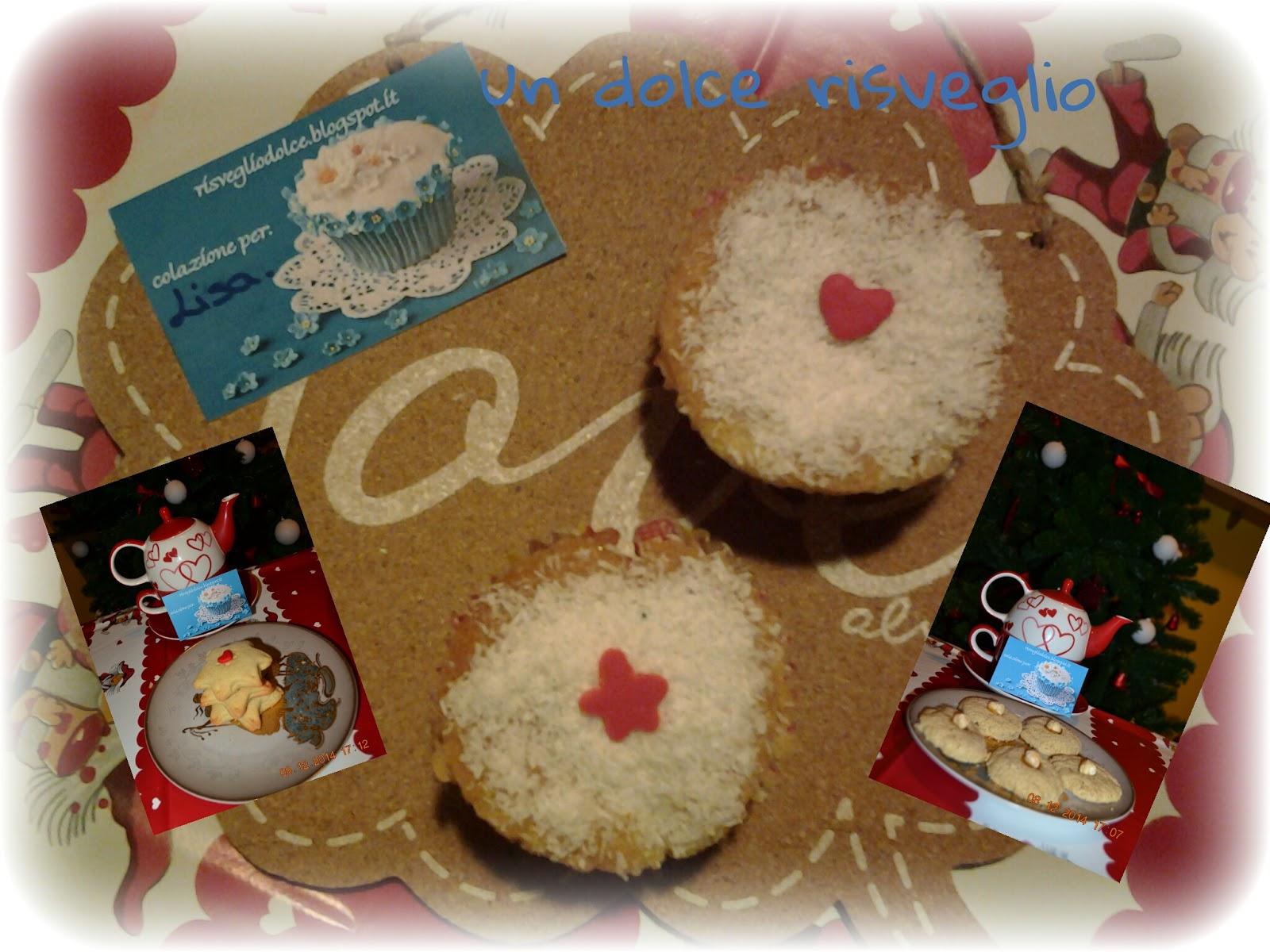 muffin, biscotti zenzero