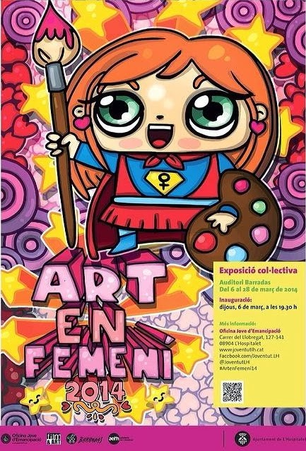 ART EN FEMENÍ 2014