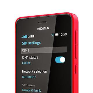 Nokia Asha 501 swap SIM
