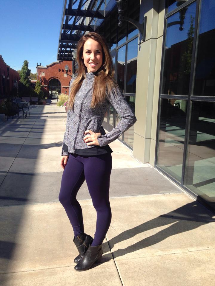 lululemon black grape wunder unders