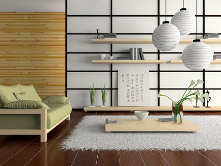 El estilo zen en la decoraci n ideas para decorar - Estilo zen decoracion ...