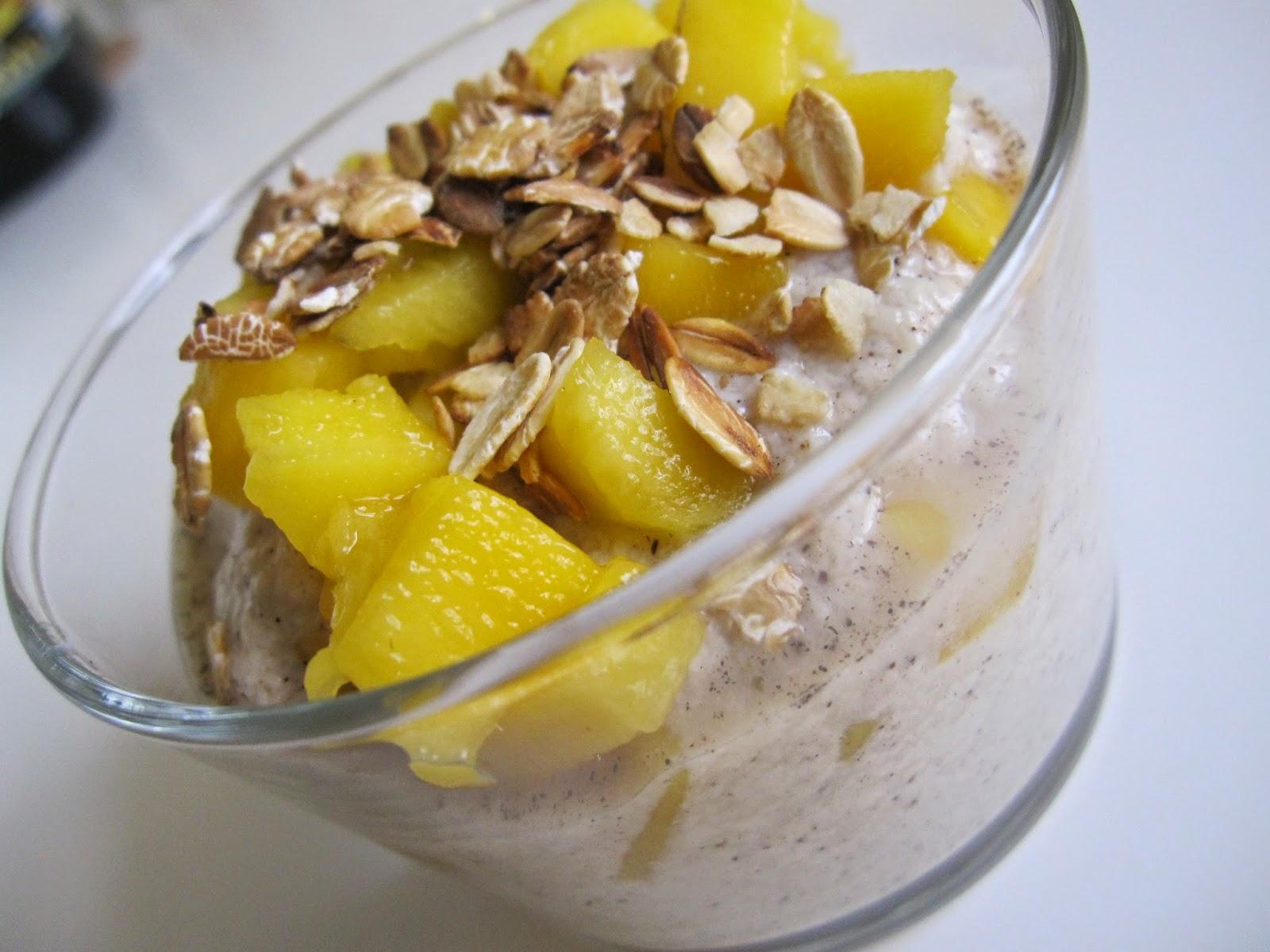 Il pranzo di lisette stamattina porridge for Mangiano il pastone