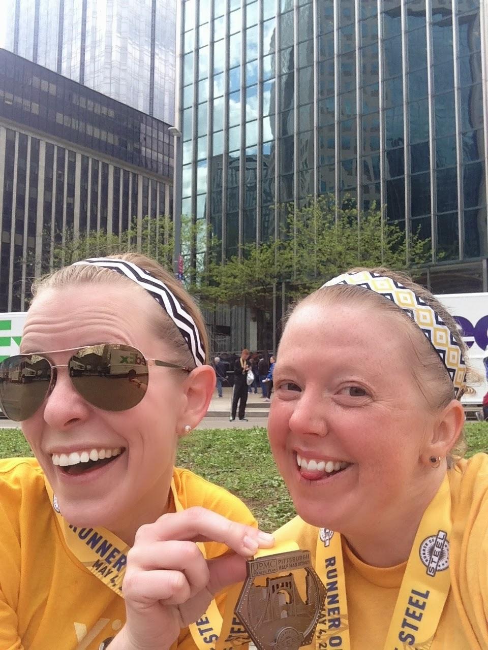 Pittsburgh Half Marathon