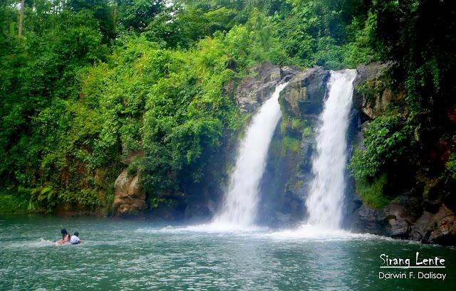 Bunga Falls Mt. Kalisungan