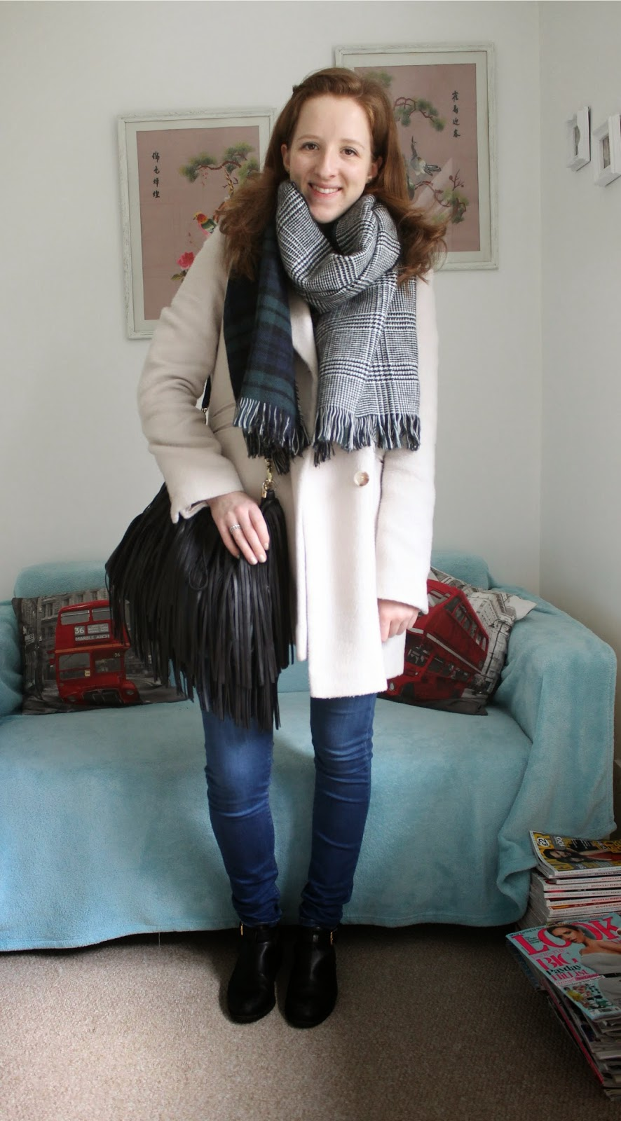 OOTD: A Casual Jumper and ASOS Jeans