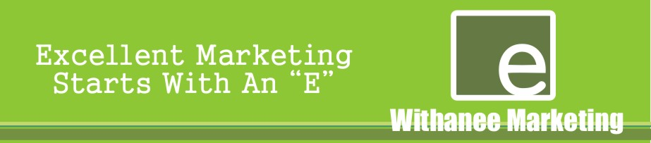"""marketing with an """"e"""""""