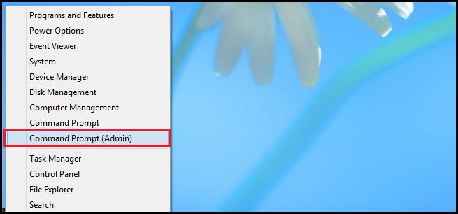 Command Prompt(Admin) Win 8 F8 দিয়ে উইন্ডোজ ৮ এ সেফ মোডে প্রবেশ করুন খুব সহজে!!