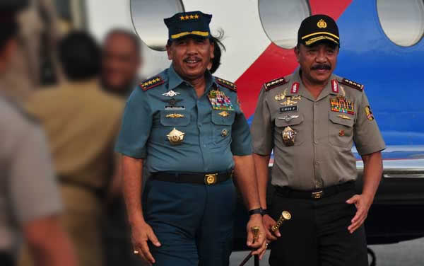Kapolri & Panglima TNI akan diganti